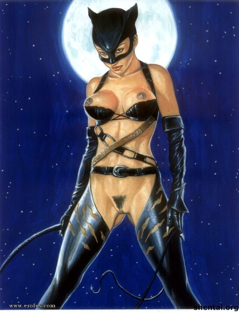Обнаженные Женщины Кошки
