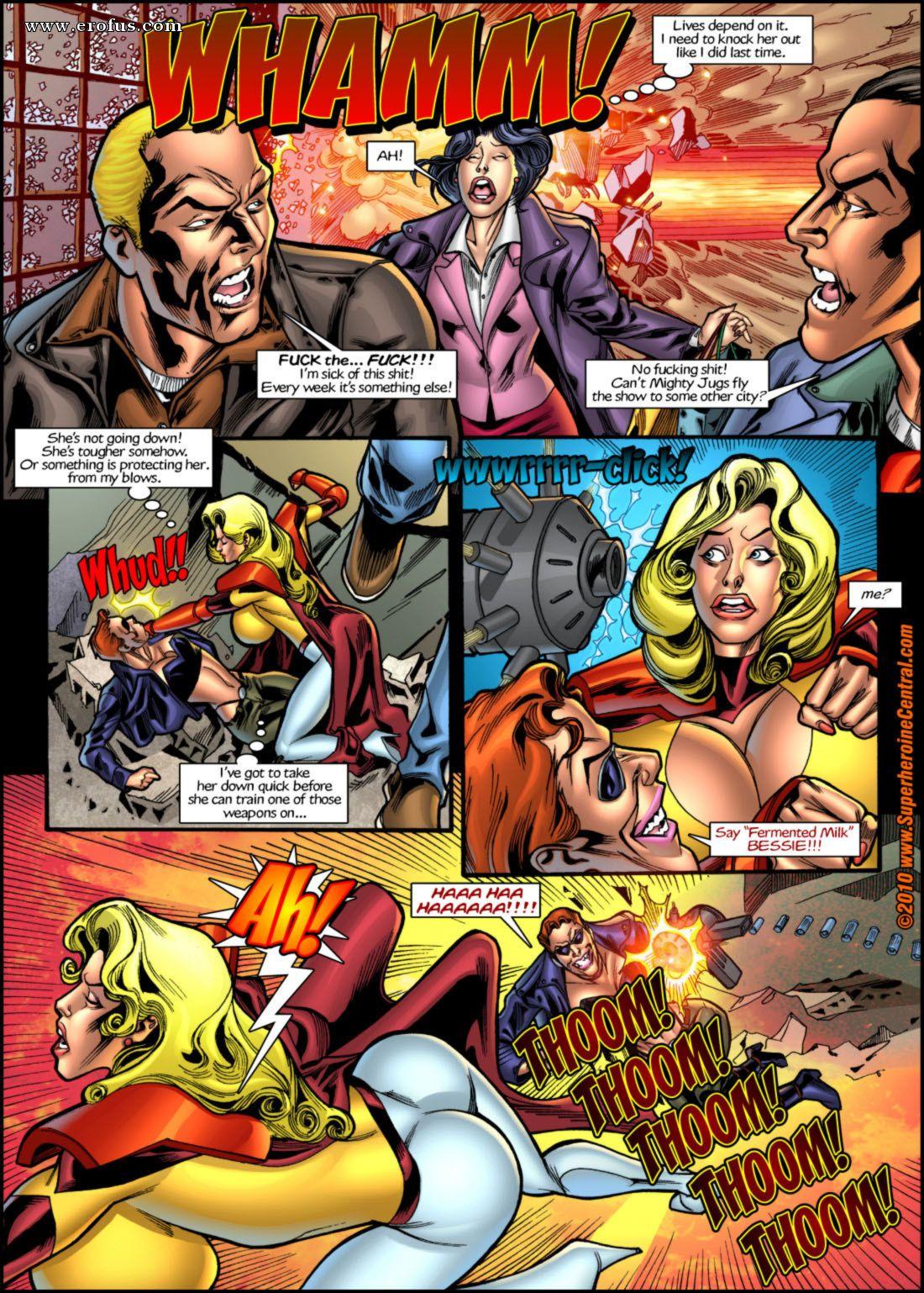 Superheroinecentral Stories