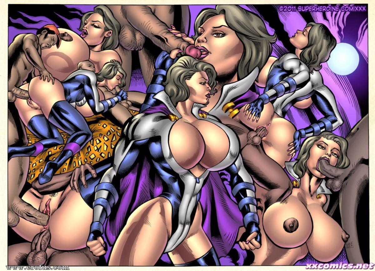 Super heroine sex porn