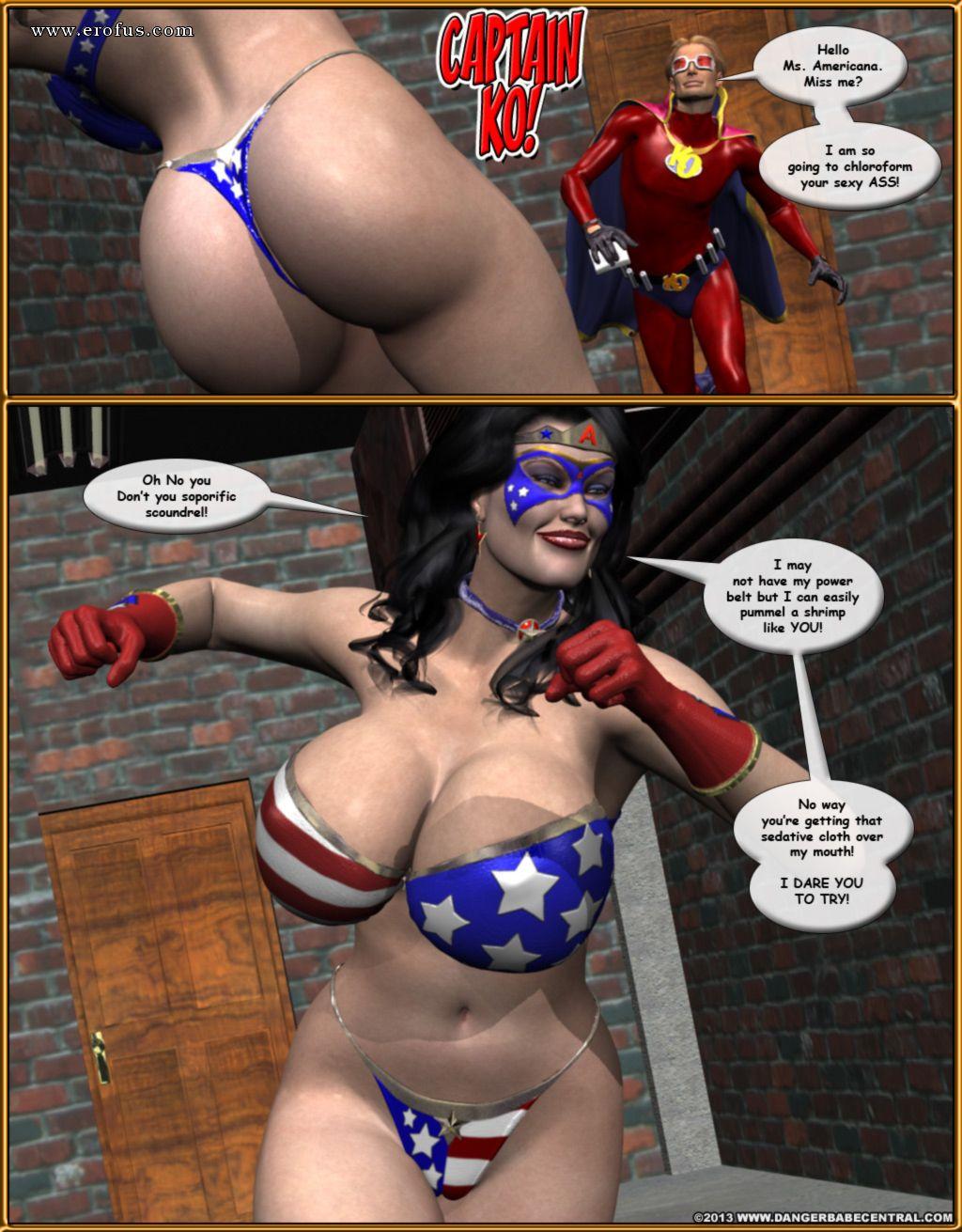 Superheroinecomixxx