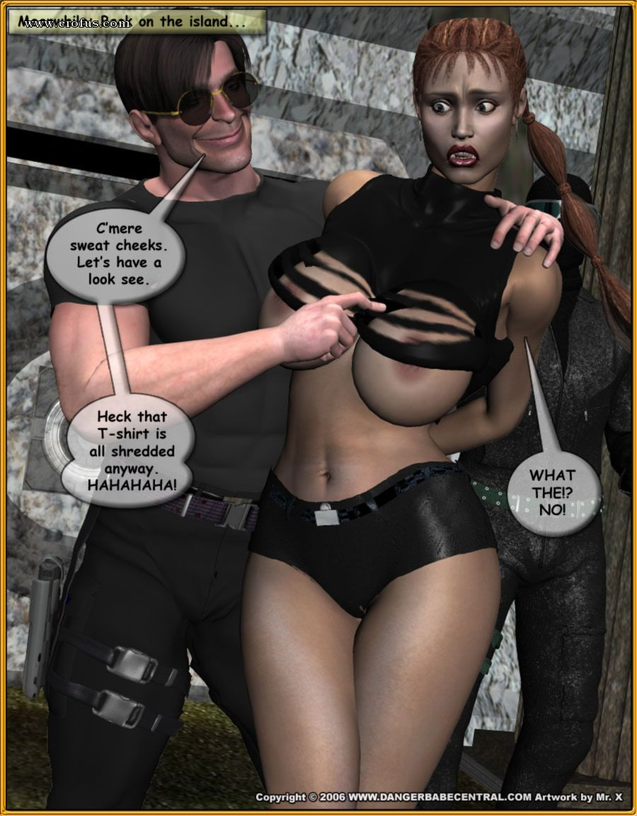 3D Character Porn page 102 | central-comics/danger-babe-central/3d/sara-kraft