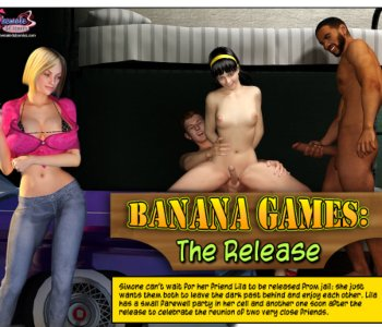 Banana Games - The Release