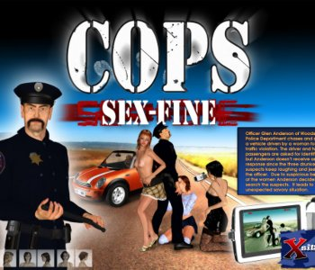 Cops. Part 1 Sex-Fine