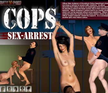 Cops. Part 2 Sex-Arrest