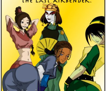 Avatar the last airbender porn PIC