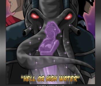 JLA Porn Comics