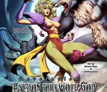 Lycaon The Wolf God
