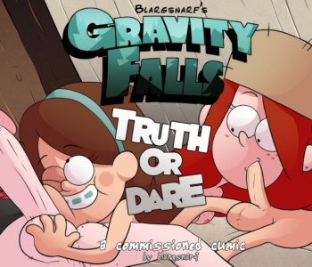 Gravity Falls - Truth or Dare