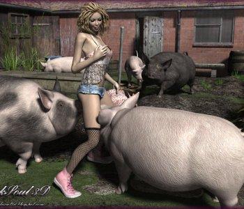 Pig Sex Porn
