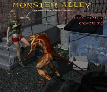 Monster Alley - Annabels Encounter
