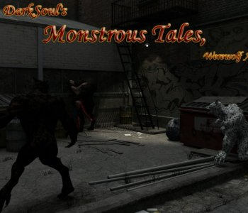 Monstrous Tales - Werewolf Alley