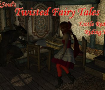 Twisted Fairy Tales - Little Red Riding Hood