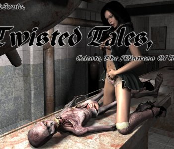 Twisted Tales - Celeste The Mistress of Death