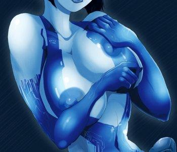 Cortana cartoon porno