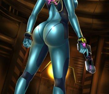Sex suit samus Zero Suit