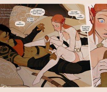 Prinses Porn Comics