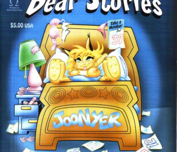 Bedtime Bear Stories - Goldie Lynx and a Whole Lotta Bears