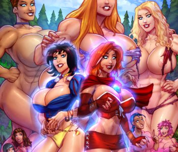 Snow White and The Seven Amazons