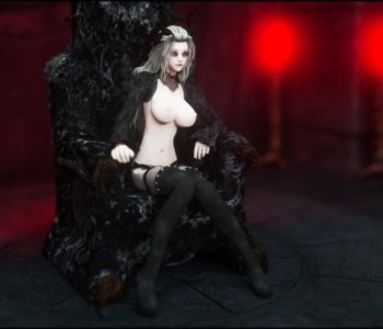 CGS77 - Dark Mistress