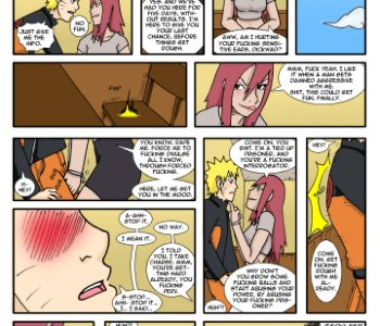 Naruto erofus sex and porn comics