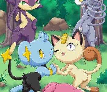 The Cats Meowth