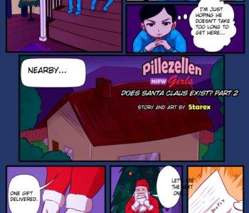 Santa Porn Comics