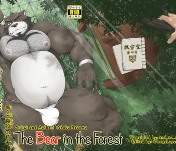 The Bear In The Forest