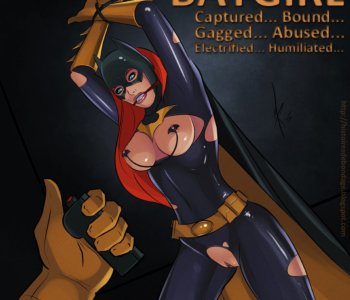 The Fall of Batgirl