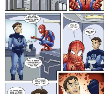 The Continuing Adventures of Young Spidey