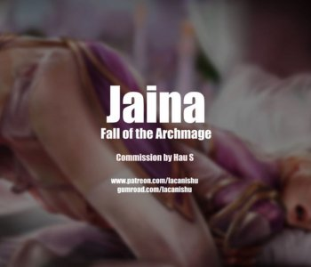 Jaina - Fall of the Archmage