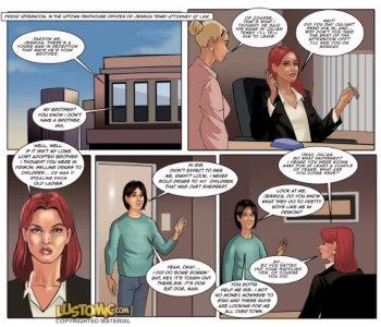 free cartoon porn comics secretary