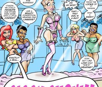 Cartoon sissy Pornos