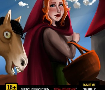 Red Riding Hoe