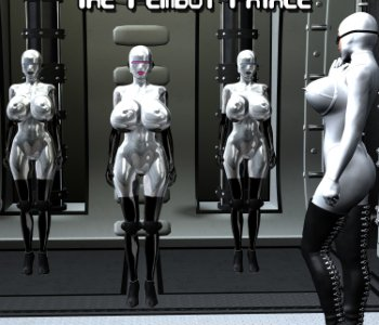 The Fembot Fatale