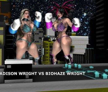 Colossal Boxing - Your Goddess Given Wright - Match A