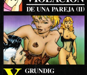 Salomon Grundig Comics
