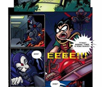 Teen Titans Comic Book porno ce qui ne MILF signifie dans le porno