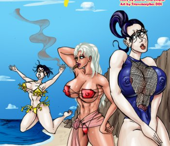 Issue 3 - Beach Babe Family