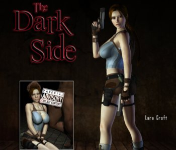 The Dark Side of Lara Croft