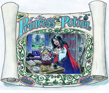 The Princess and the Potion