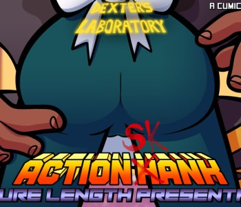 Dexters Laboratory - Action Skank- Extended Features