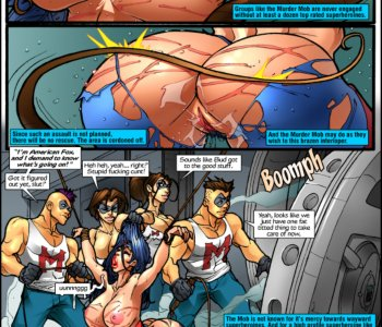 Mega porno comics — 1