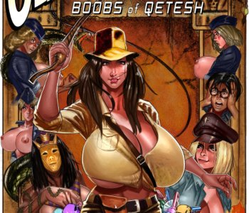 Clara Steele and the Boobs of Qetesh