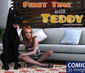 First Time with Teddy | Erofus - Sex and Porn Comics