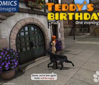 Teddys Birthday