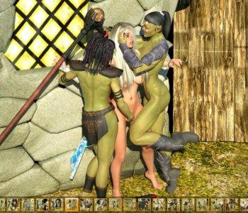 3D Porn Comics Archives  8 Muses Porn Comics