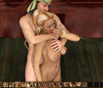 Zuleyka Porn Comics amp Sex Games  SVSComics