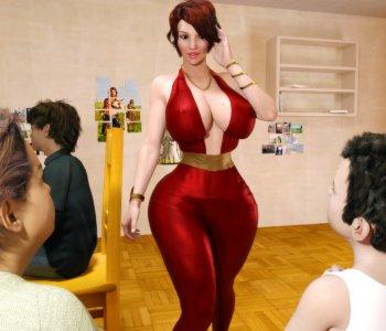 Porno 3D  zábava pro dospělé ve 3D