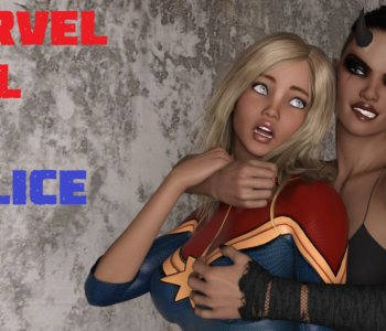 Marvel Girl vs. Malice