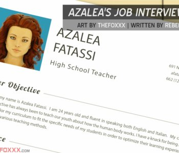 Azaleas Job Interview